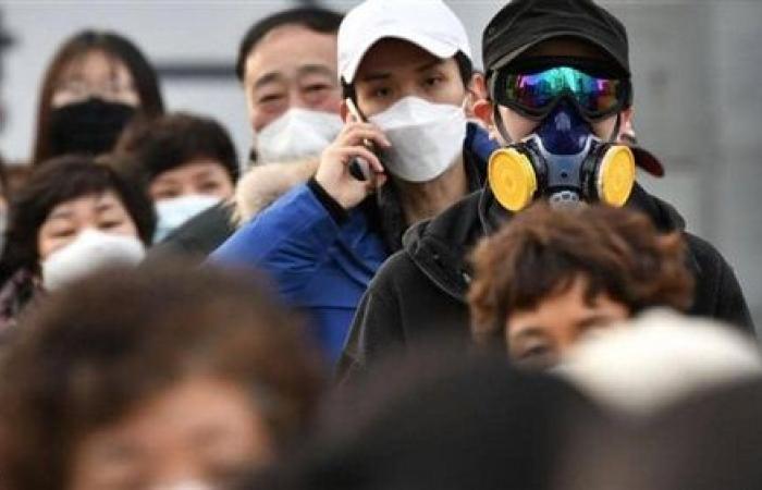كوريا الجنوبية تسجل 1454 إصابة جديدة بفيروس كورونا
