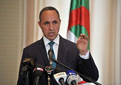 المرشح الرئاسي الجزائري عزالدين ميهوبي
