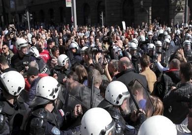 مظاهرات روسيا - صورة أرشيفية