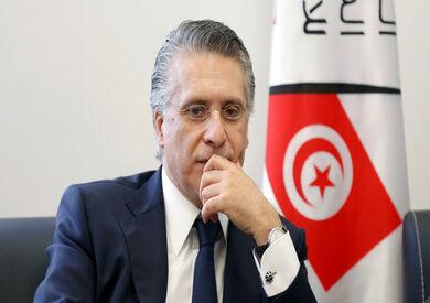 المرشح الرئاسي التونسي المحتجز نبيل القروي