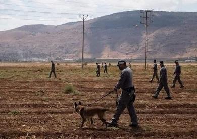 هروب الاسرى الفلسطينيين