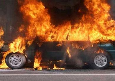 انفجار سيارة مفخخة