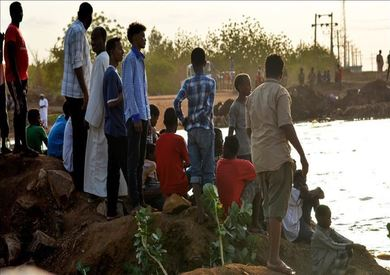 سيول السودان