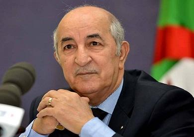 رئيس الجزائر