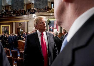 ترامب في الكونجرس