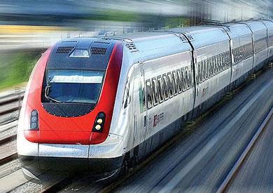 «القطار-الكهربائي»
