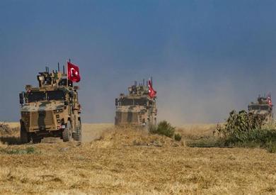 الهجوم التركي