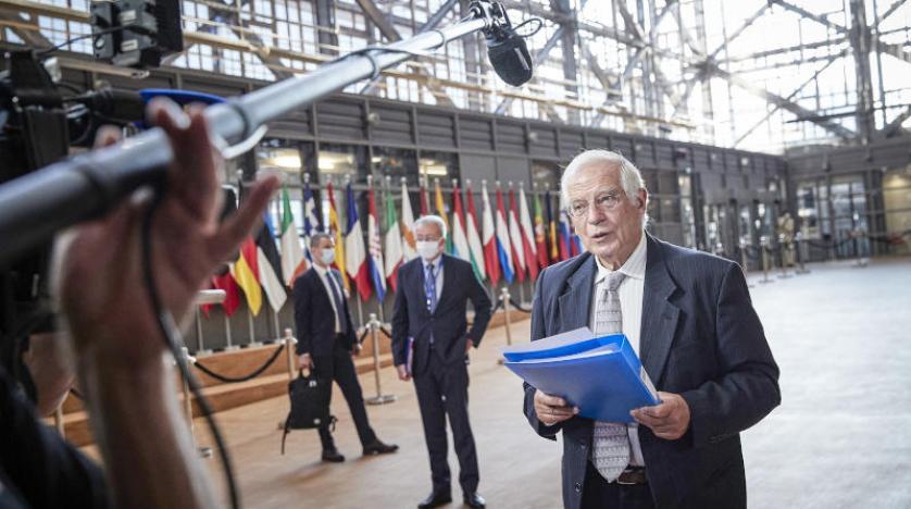الممثل الأعلى للسياسة الخارجية بالاتحاد الأوروبي جوزيف بوريل