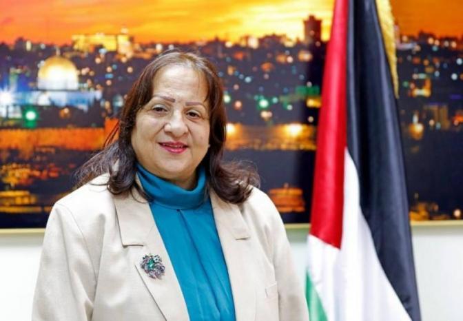 وزيرة الصحة الفلسطينية: 8 حالات وفاة و2311 إصابة جديدة بفيروس كورونا