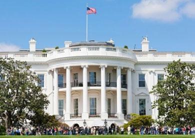البيت الأبيض بواشنطن
