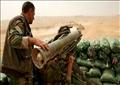 تشارك قوات البيشمركة الكردية في معركة الموصل