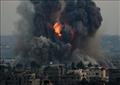 القصف على غزة – أرشيفية