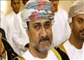 السلطان الجديد هيثم بن طارق آل سعيد
