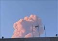 انفجار هائل في العاصمة اللبنانية بيروت