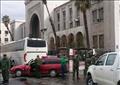 المسلحون المتطرفون كثفوا هجماتهم بالعاصمة دمشق واستهدفوا مجمع المحاكم قبل أيام