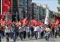 مظاهرت تركية