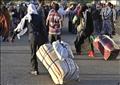 لاجئين اثيوبيين - ارشيفية