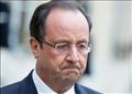الرئيس الفرنسي فرنسوا أولاند