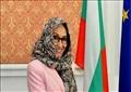 وزيرة الخارجية السودانية الدكتورة أسماء عبد الله