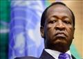 رئيس بوركينا فاسو السابق كومباوري