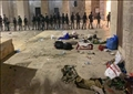 اقتحام قوات الاحتلال للأقصى المبارك
