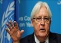 المبعوث الخاص للأمين العام للأمم المتحدة إلى اليمن مارتن جريفيث
