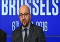 رئيس المجلس الأوروبي تشارلز ميشيل