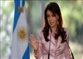 رئيسة البلاد كريستينا فيرناندز دي كريشنر