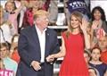 ترامب أمام حشد من مؤيديه في فلوريدا