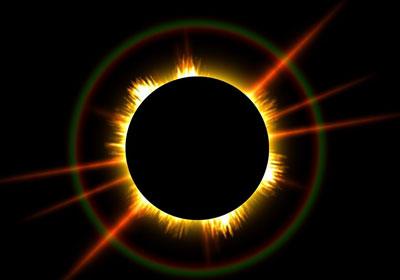 بالفيديو تعلم كيفية صلاة الكسوف بالتفصيل Total-eclipse-of-the-sun