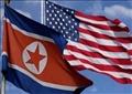 علم كوريا الشمالية والولايات المتحدة