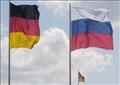 علم ألمانيا وروسيا