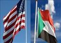 علم السودان وأمريكا