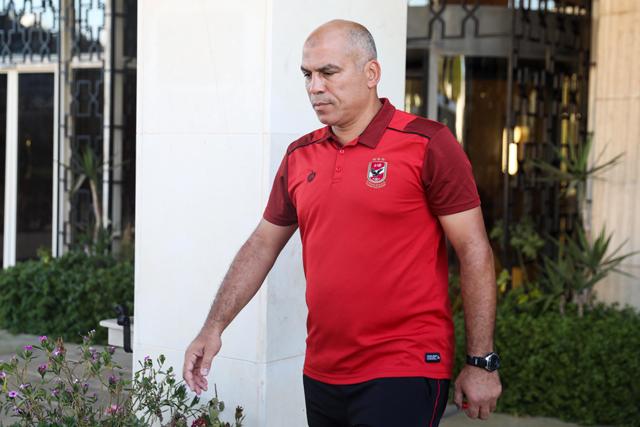 Mohamed Youssef y Samir Adly representan a Ahli en la reunión técnica del partido Esperance