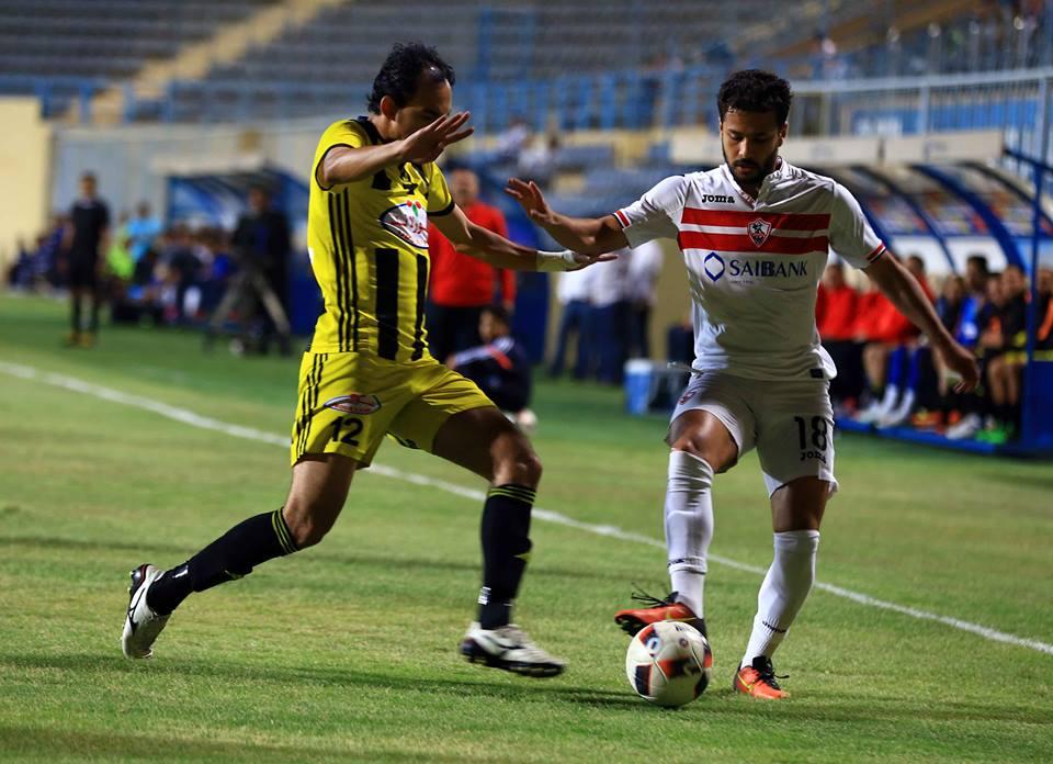 محمد عودة : التحكيم ساعد الزمالك للفوز على المقاولون وسنتقدم بإحتجاج رسمي