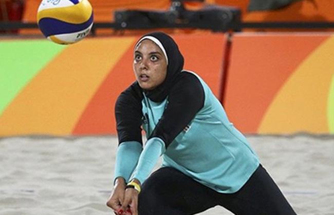 دعاء الغباشي: الاتحادات لا تدعم اللاعبين قبل الأولمبياد ويجب تشجيع اللاعبين