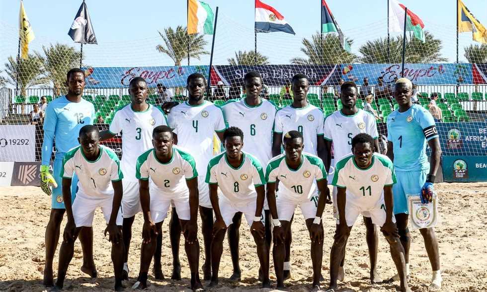 السنغال تتأهل لنهائي أمم إفريقيا للكرة الشاطئية على حساب المغرب -          بوابة الشروق