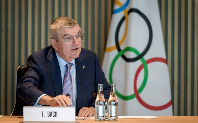 توماس باخ - رئيس اللجنة الاولمبية الدولية