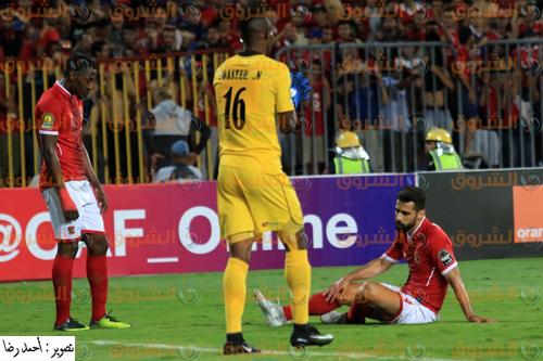 عبد الحفيظ : بداية الفريق في بطولة إفريقيا لم تكن موفقة