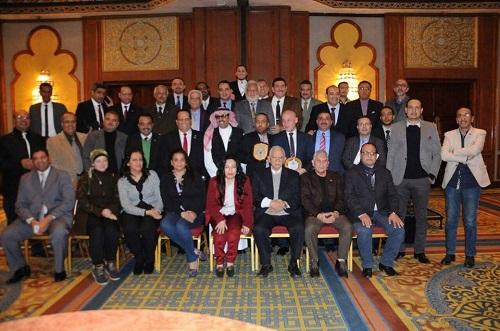 توصيات مؤتمر الاتحاد االعربي للثقافة الرياضية