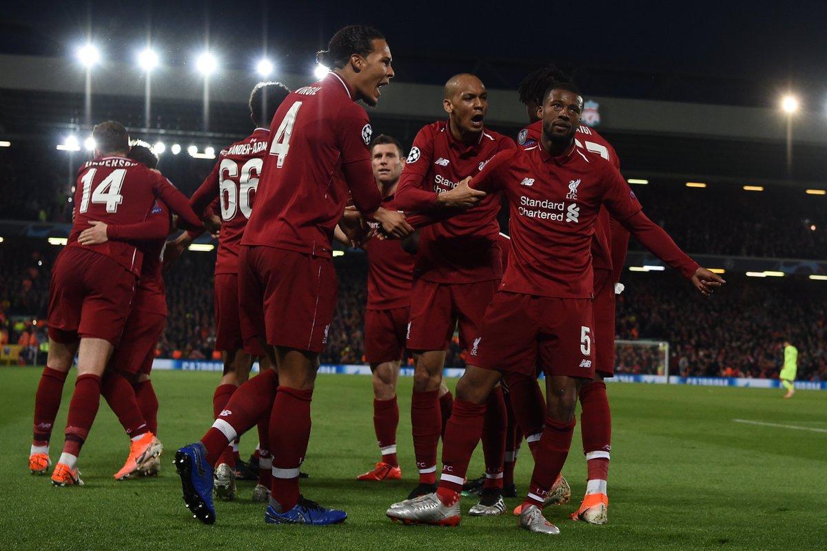 ليفربول يتفوق على مانشستر سيتي في إيرادات الدوري الإنجليزي