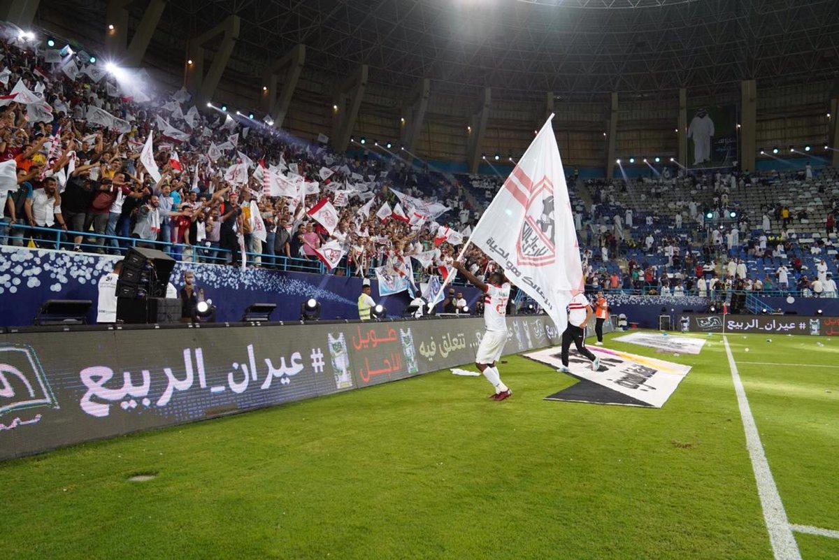 رئيس الهلال السوبر السعودي المصري شهد أجواء جماهيرية رائعة