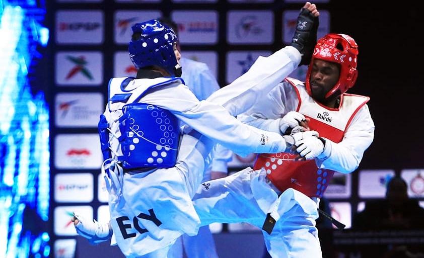 أولمبياد طوكيو . . سيف عيسى يتأهل لربع نهائي منافسات التايكوندو