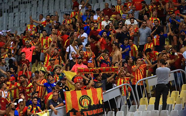 5 آلاف مشجع يدعمون الترجي في ذهاب نهائي دوري الأبطال أمام الوداد