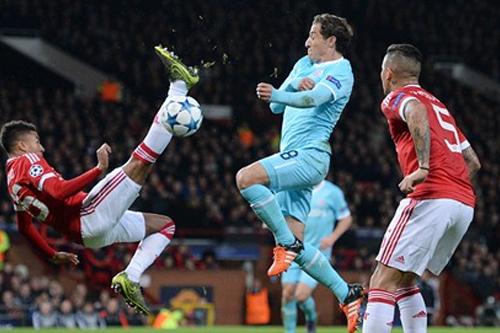 لينجارد سعيد بتأهل يونايتد الصعب لنهائي الدوري الاوروبي
