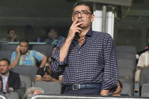 محمود طاهر : مبادىء الأهلى تسبق بطولاته وانتصاراته وسنعاقب كل من أخطأ
