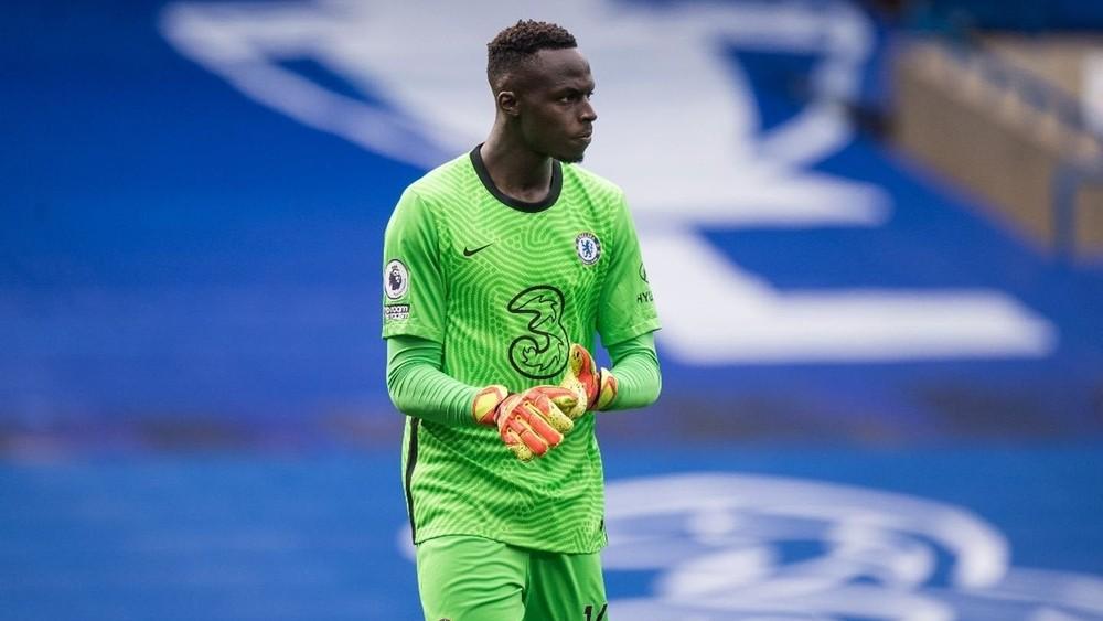 السنغالي ميندي أفضل حارس في دوري أبطال أوروبا للموسم الماضي