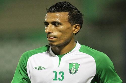 لاعبو الاهلي يودعون عبد الشافي