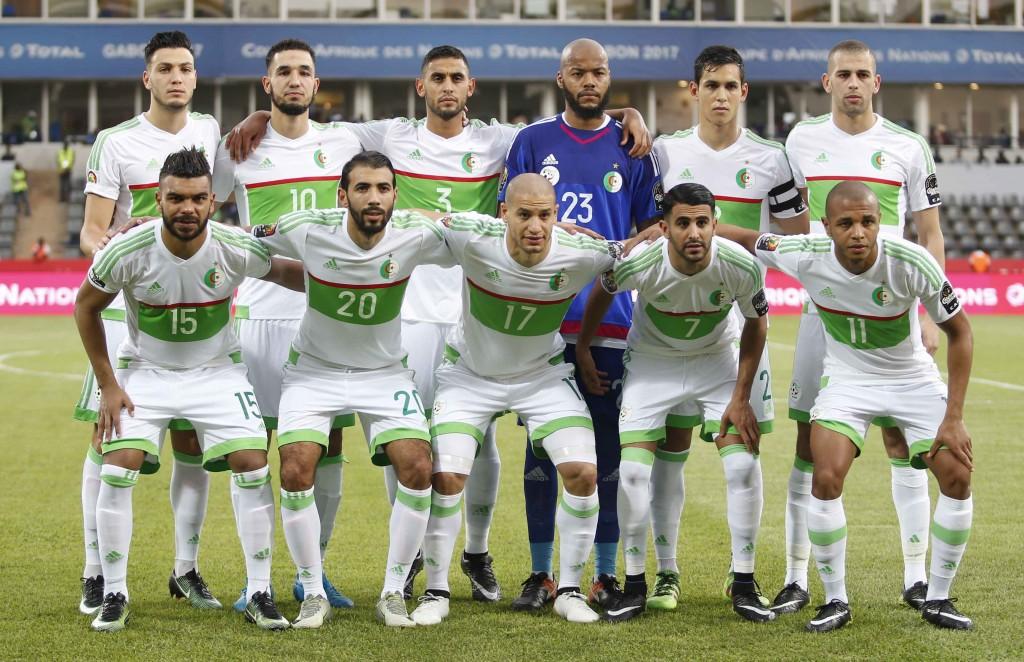 الجزائر تقسو على تنزانيا برباعية وديا