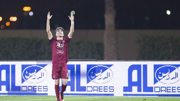 هدف الفيصلي الأول ضد الاتحاد (لويز غوستافو) في الجولة 3 من دوري جميل